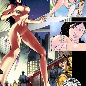 DreamTales Comics The Age Vampire gallery image-035