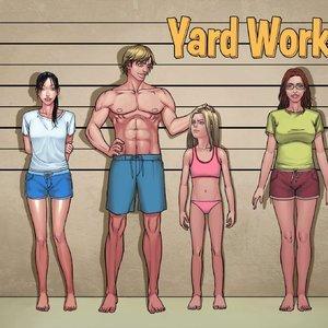 Yard Work – Issue 15 DreamTales Comics