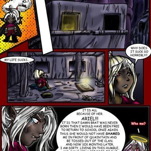 Drowtales Comics Chapter 3 - Demon Love Return gallery image-002