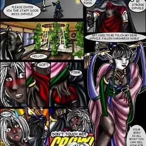 Drowtales Comics Chapter 3 - Demon Love Return gallery image-006