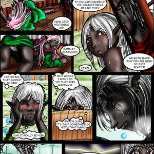 Drowtales Comics Chapter 3 - Demon Love Return gallery image-008