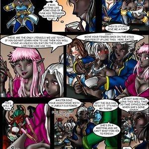 Drowtales Comics Chapter 3 - Demon Love Return gallery image-019