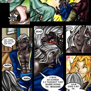 Drowtales Comics Chapter 3 - Demon Love Return gallery image-026