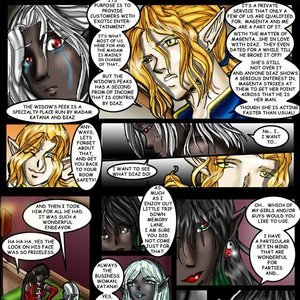 Drowtales Comics Chapter 3 - Demon Love Return gallery image-027