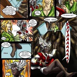 Drowtales Comics Chapter 3 - Demon Love Return gallery image-028