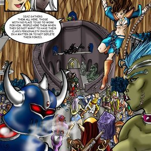 Drowtales Comics Chapter 3 - Demon Love Return gallery image-030