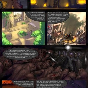 Drowtales Comics Chapter 5 - Ask a Drow gallery image-008