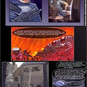 Drowtales Comics Space Age - Issue 2 gallery image-004
