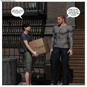 Moving Red Dubh3d-Dubhgilla Comics
