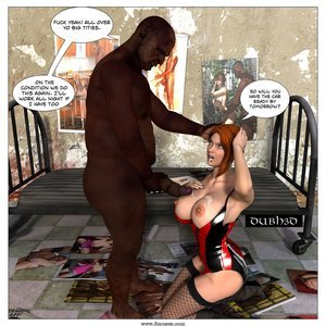 Dubh3d-Dubhgilla Comics Red - Car Trouble - Issue 1 gallery image-029