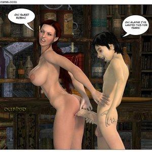 Dubh3d-Dubhgilla Comics Sweet Robin gallery image-012
