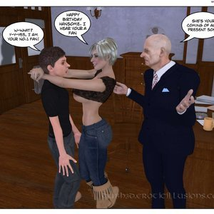 The Introduction Dubh3d-Dubhgilla Comics