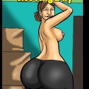 24. BBC Slut Kelsey – Issue 1 DukesHardcoreHoneys Comics