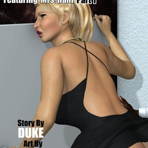 Mrs Hani – Issue 2 DukesHardcoreHoneys Comics