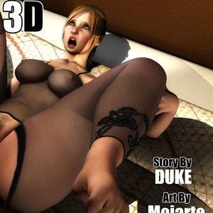 Mrs Hani – Issue 8 DukesHardcoreHoneys Comics