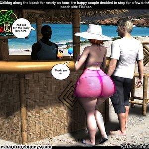 DukesHardcoreHoneys Comics Mrs Keagan - Issue 4 gallery image-003