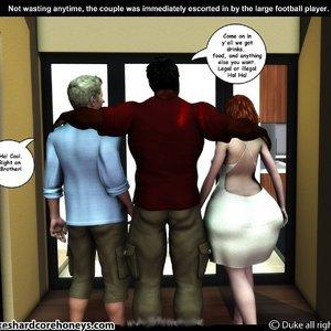DukesHardcoreHoneys Comics Mrs Keagan - Issue 4 gallery image-030