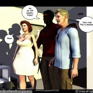 DukesHardcoreHoneys Comics Mrs Keagan - Issue 4 gallery image-032