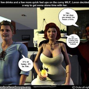 DukesHardcoreHoneys Comics Mrs Keagan - Issue 4 gallery image-035