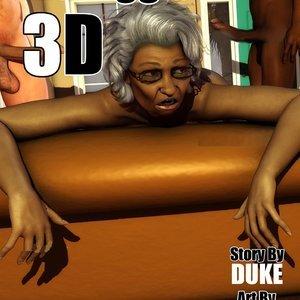 Ms Jiggles – Issue 7 DukesHardcoreHoneys Comics