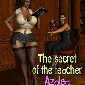 The Secret of the Teacher Azalea – Issue 2 DukesHardcoreHoneys Comics