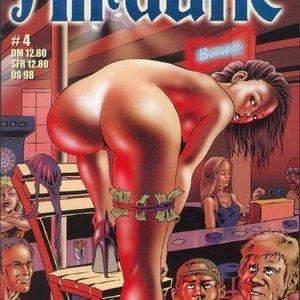 Alraune 04 EROS Comics