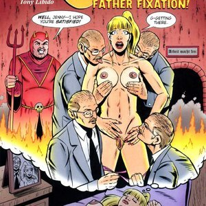 Here Come The Lovejoys- Father Fixation - Issue 2 comic 001 image