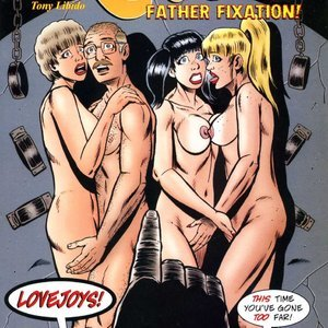 Here Come The Lovejoys- Father Fixation – Issue 3 EROS Comics