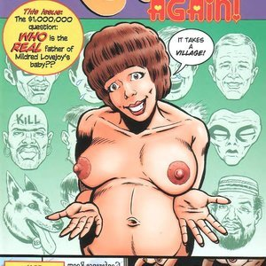 Here Come the Lovejoys Again – Issue 3 EROS Comics