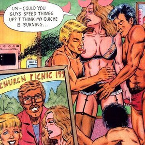 Here Come the Lovejoys – Issue 1 EROS Comics