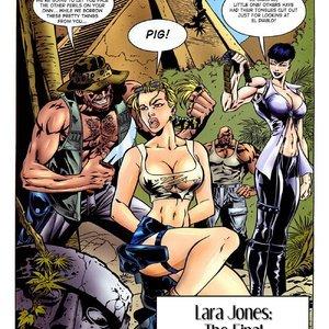 Lara Jones – The Final Penetration EROS Comics