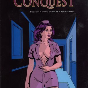 Spanish Conquest – Issue 1 (EROS Comics) thumbnail