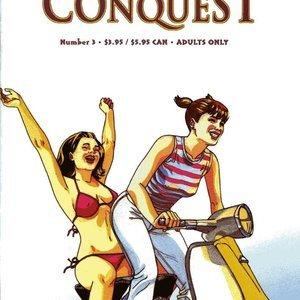 Spanish Conquest – Issue 3 EROS Comics
