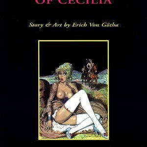 The Dream of Cecilia Erich Von Gotha Comics
