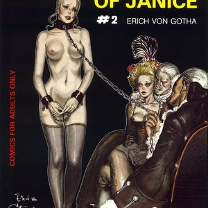 The Troubles of Janice – Issue 2 Erich Von Gotha Comics