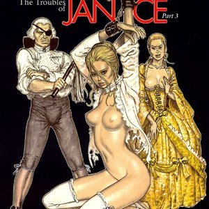 The Troubles of Janice – Issue 3 Erich Von Gotha Comics