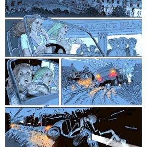 Erich Von Gotha Comics Twenty - Issue 4 gallery image-004