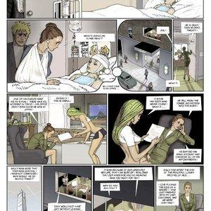 Erich Von Gotha Comics Twenty - Issue 4 gallery image-005