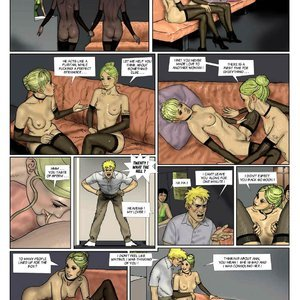 Erich Von Gotha Comics Twenty - Issue 4 gallery image-037