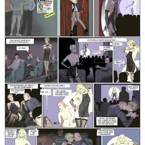 Erich Von Gotha Comics Twenty - Issue 4 gallery image-051