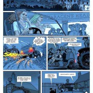 Erich Von Gotha Comics Twenty - Issue 4 gallery image-055