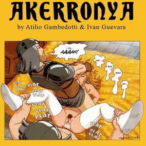 Akerronya Eurotica Comics