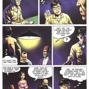 Eurotica Comics Arsinoe - Issue 1 gallery image-005