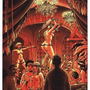 Eurotica Comics Arsinoe - Issue 1 gallery image-007