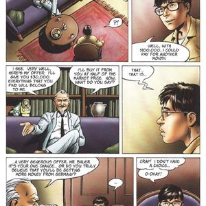 Eurotica Comics Arsinoe - Issue 1 gallery image-017
