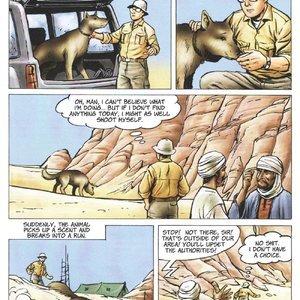 Eurotica Comics Arsinoe - Issue 1 gallery image-018