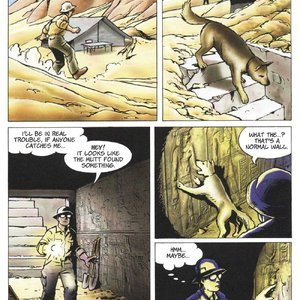 Eurotica Comics Arsinoe - Issue 1 gallery image-019