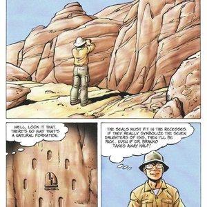 Eurotica Comics Arsinoe - Issue 1 gallery image-021