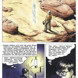 Eurotica Comics Arsinoe - Issue 1 gallery image-023