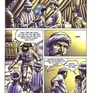 Eurotica Comics Arsinoe - Issue 3 gallery image-004